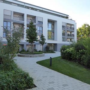 6 WE Neubau, 2-4 Zi-Wohnungen München Sendling