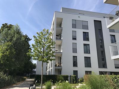 6 WE Neubau München Freimann