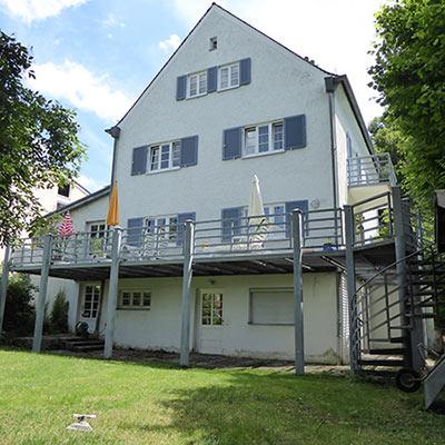 Großes EFH Weilheim