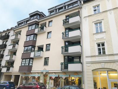 1,5 Zimmerwohnung München Maxvorstadt